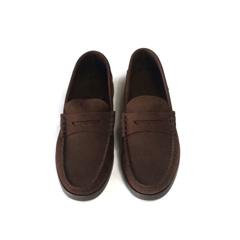 Paraboot Coraux Marine Loafers