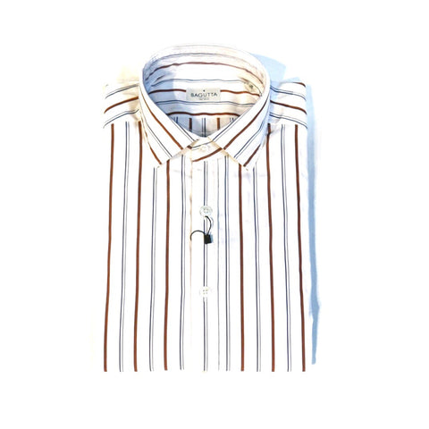 Bagutta Berlino Slim Shirt; GBL 271