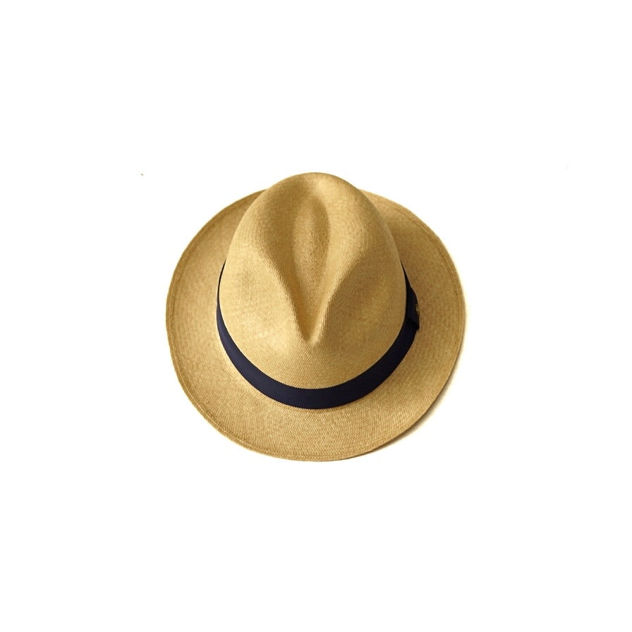 COLONY CLOTHING Navy Panama Hat