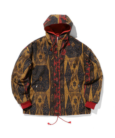 Beams Plus Batik Reversible Parka