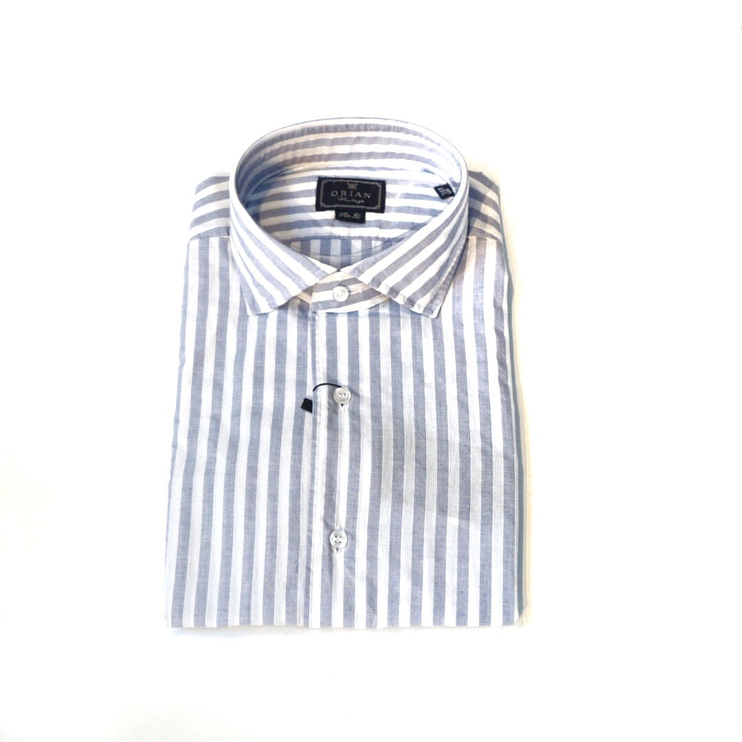 Orian Striped Shirt; 02R513