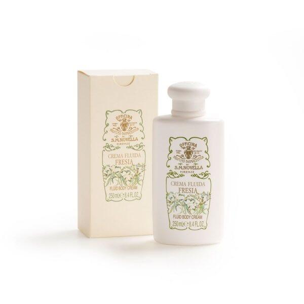 Santa Maria Novella Freesia Fluid Body Cream