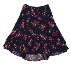 United Arrows Floral Skirt