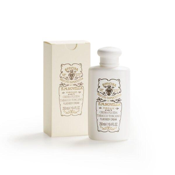 Santa Maria Novella TABACCO TOSCANO FLUID BODY CREAM 250 mL