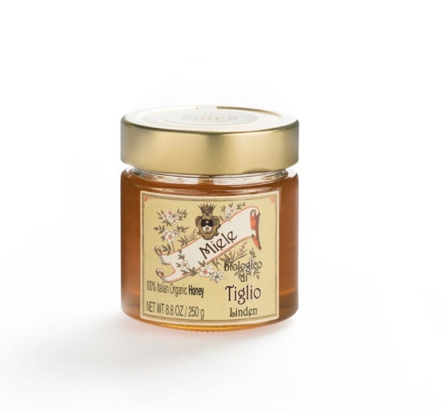 Organic Linden Honey 250g