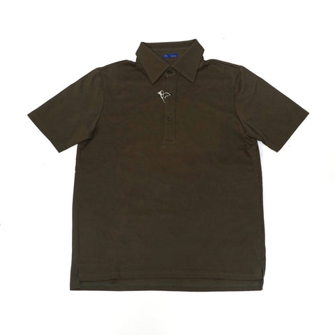 Ring Jacket Polo Tee