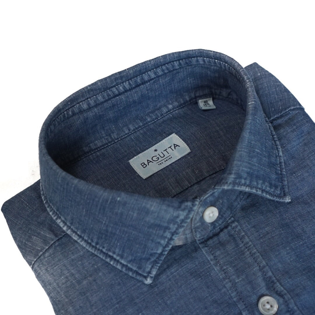 Bagutta / Berlino Denim Shirt