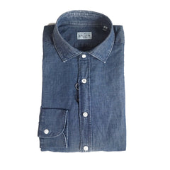 Bagutta Berlino Denim Shirt