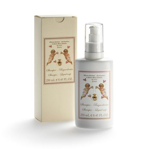 Santa Maria Novella; Shampoo Liquid Soap (Girls)