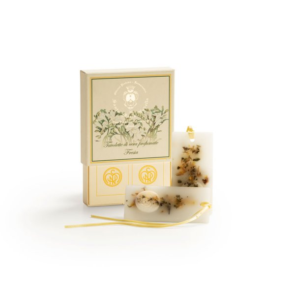 Santa Maria Novella Freesia Scented Wax Tablet