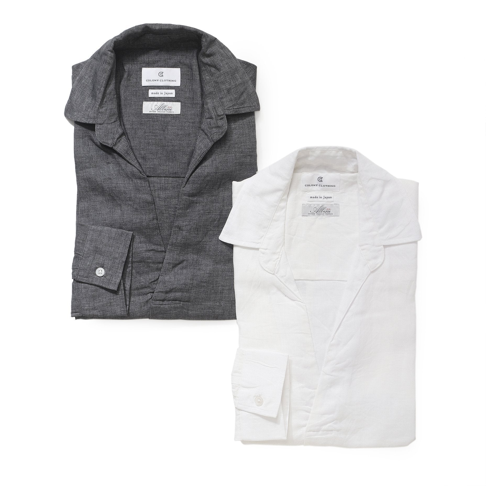 Colony Clothing Linen Resort Shirt