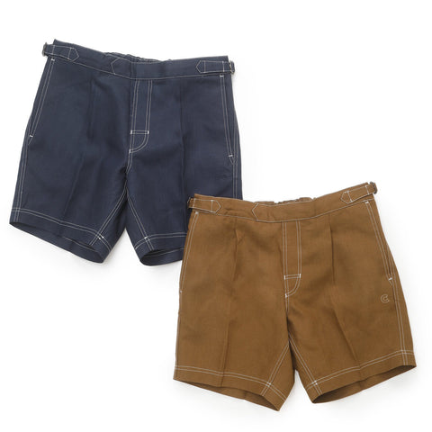 Colony Clothing Linen Shorts