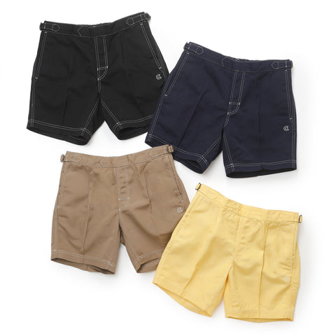 COLONY CLOTHING Port City Canvas Shorts