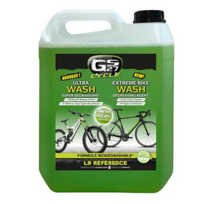 Ultra Wash Super Dégraissant Cycle 5L