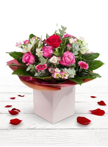 Order Valentine's Flowers Today!