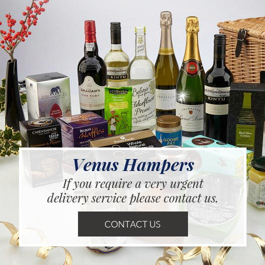 Corporate Gift Hamper Delivery by Venus Flowers