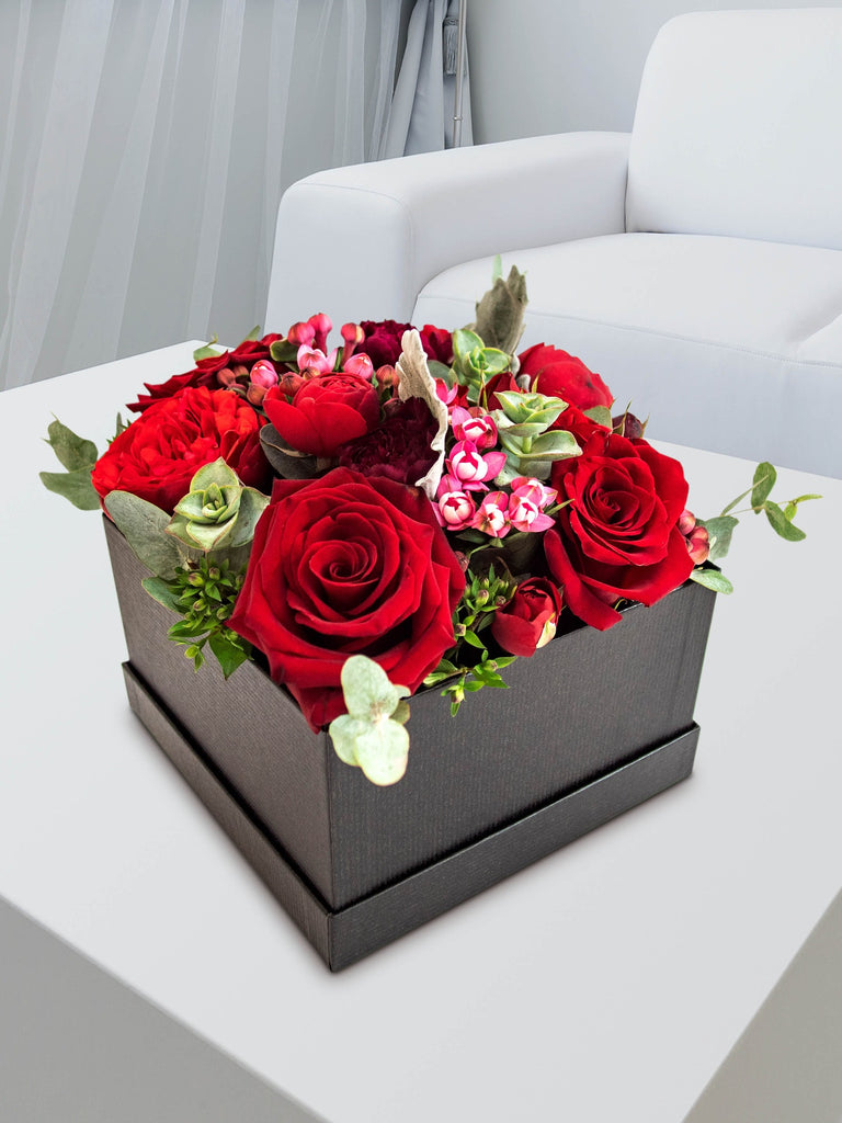 Romantic Hatbox