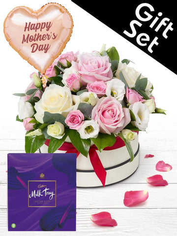 Shades Of Love Hatbox Gift Set