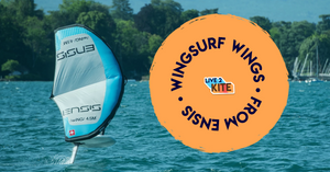 Ensis Wing Surf Brand - Welcome to Live2Kite!