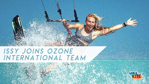 Issy Joins Team Ozone!