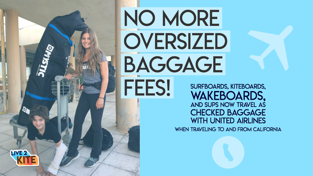 No More Oversized Baggage Fees!
