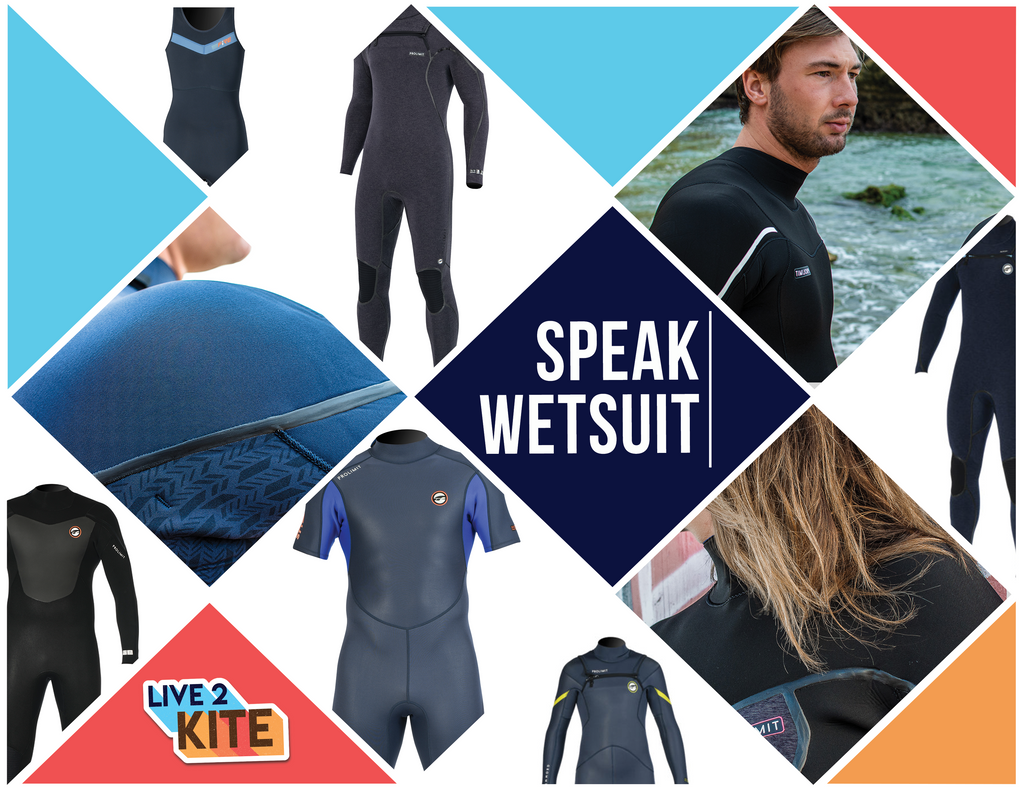 Live2Kite San Francisco Kiteboarding Wetsuits