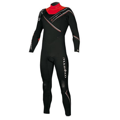 Mystic 2011 Empire 5/3 DL Steamer Backzip Wetsuit, Wetsuit, - Live2Kite