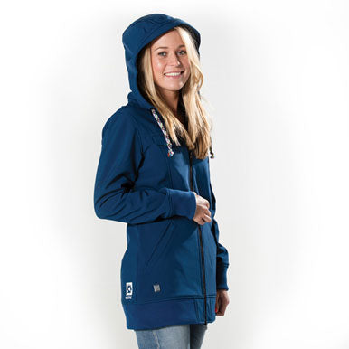 Mystic 2013 Comfy Women's Jacket, Apparel, - Live2Kite