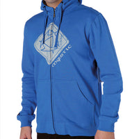 Mystic Square Sweat Zip Up Hoodie 2013, Apparel, - Live2Kite