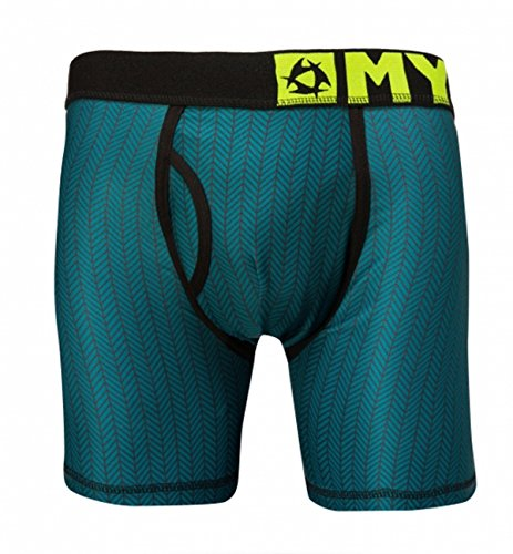 Mystic Mens Quick Dry Flex Boxer 2016, Water Wear, - Live2Kite