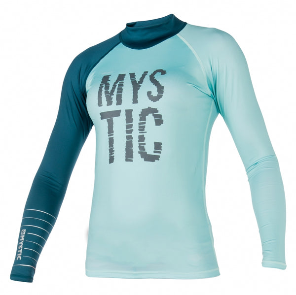Mystic 2018 Women's Dutchess Rash Vest Longsleeve, Water Wear, - Live2Kite