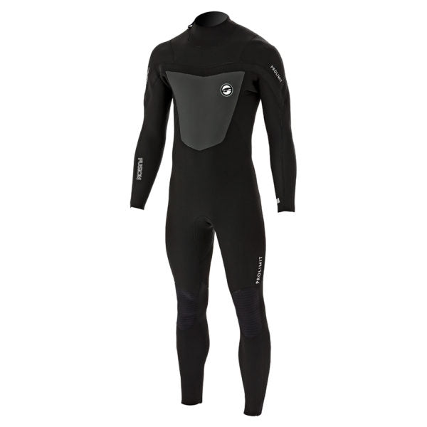 Prolimit 2018 Fusion Steamer Backzip 3/2, Wetsuit, - Live2Kite