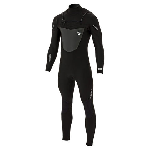 Prolimit 2018 Fusion Steamer Frontzip 4/3, Wetsuit, - Live2Kite