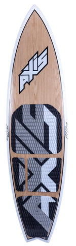 AXIS 2016 Wood Wave 5'9, Kiteboard, - Live2Kite