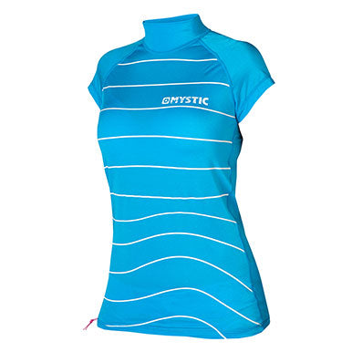 Mystic 2016 Star Women's Rash Vest, Water Wear, - Live2Kite