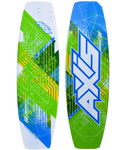 AXIS 2019 Twin Wave Twintip Kiteboard, Kiteboard, - Live2Kite