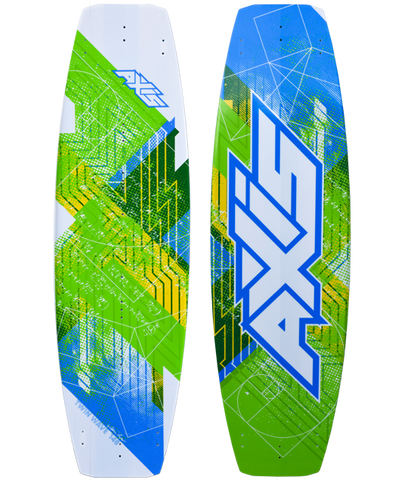 AXIS 2018 Twin Wave Twintip Kiteboard