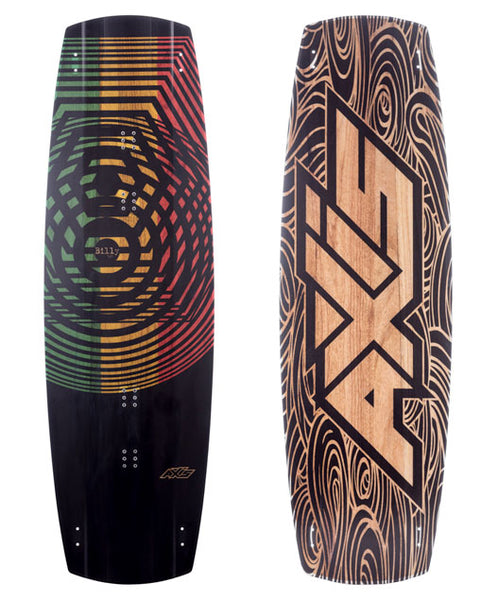 AXIS 2019 Billy Wakestyle Kiteboard, Kiteboard, - Live2Kite