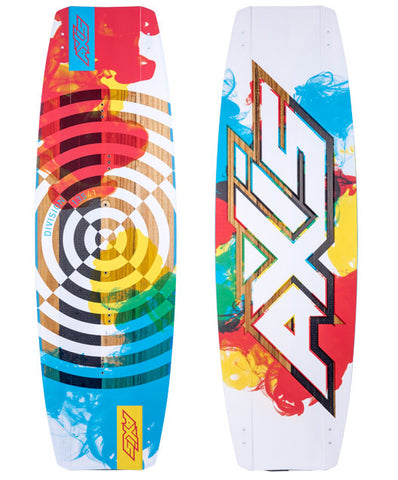 AXIS 2018 Division Twintip Kiteboard