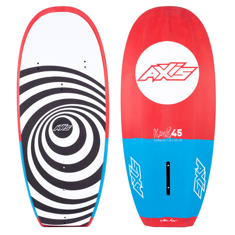 AXIS 2019 Kink 45 Carbon Foil Board Tuttle Mount