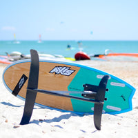 "AXIS 2019 Maroro 5'1"" Tuttle Box Foilboard Convertible, Foilboard, - Live2Kite"