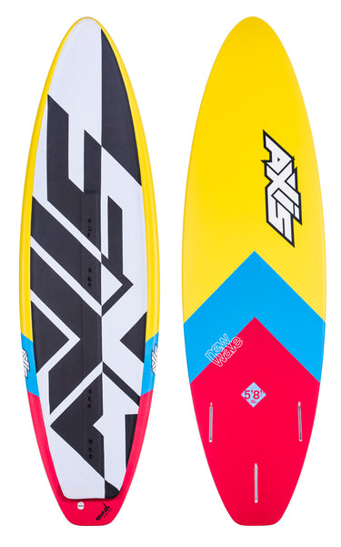 AXIS 2019 New Wave Surf Kiteboard, Kiteboard, - Live2Kite