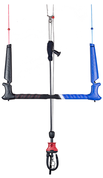 Ozone 2019 Contact Water V4 Control Bar 50cm/23m Lines, Control Bar, - Live2Kite