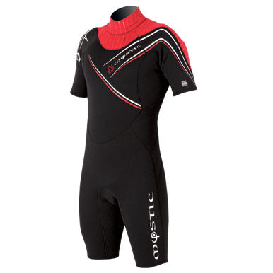 Mystic 2011 Empire 3/2 Shorty Wetsuit, Wetsuit, - Live2Kite