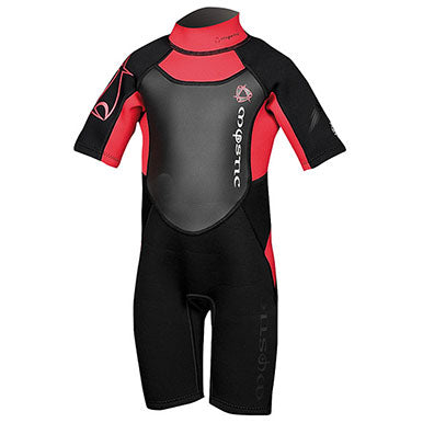 Mystic 2011 Star 3/2 D/L Shorty Kids Wetsuit, Wetsuit, - Live2Kite