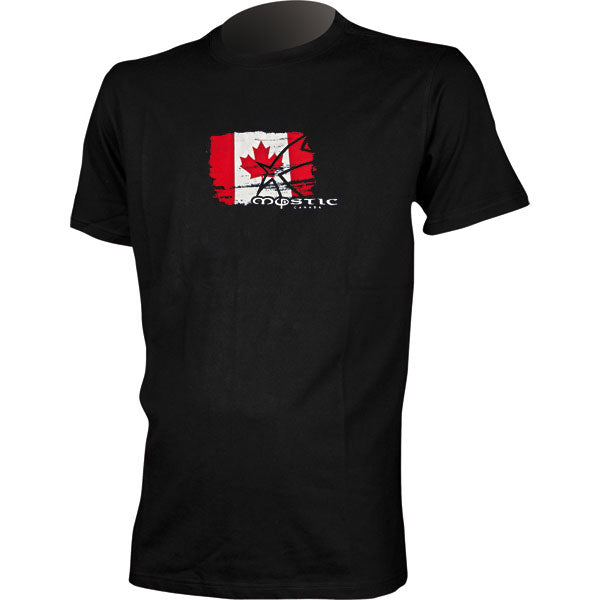 Mystic Flag Tee - Canada, Apparel, - Live2Kite