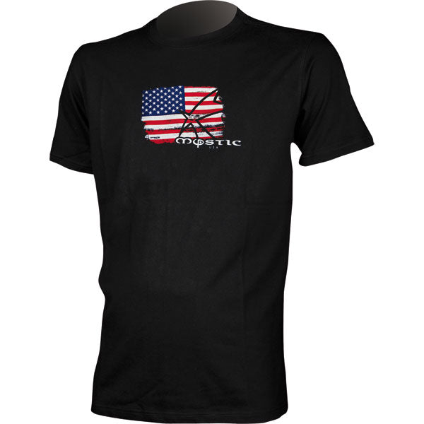 Mystic Flag Tee - USA, Apparel, - Live2Kite