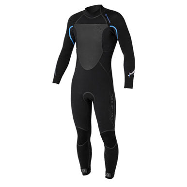 Mystic 2013 Voltage 5/4 D/L Backzip Wetsuit, Wetsuit, - Live2Kite