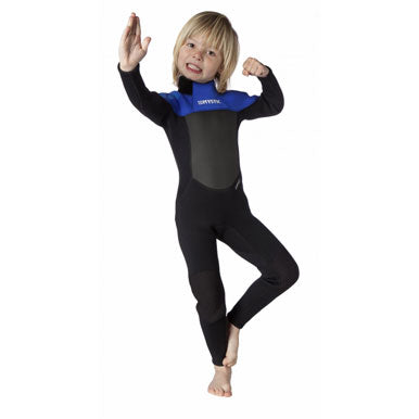 Mystic 2015 Star 5/4 GBS Kids Wetsuit, Wetsuit, - Live2Kite