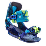 Hyperlite System Pro Binding Blue Shades, Wakeboarding, - Live2Kite